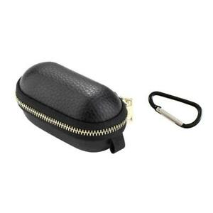 Portable Leather Storage Bag Carrying Case for Huawei Freebuds/Honor Flypods Kit