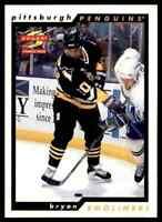 1996-97 Score Bryan Smolinski #88