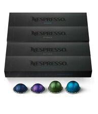 Nespresso Capsules VertuoLine , Intense Variety Pack, 40 Count, Brews 7.8 oz