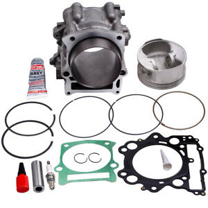 Big Bore Cylinder Piston Gasket Kit For Yamaha Grizzly 660R 686cc 102mm 2001-05