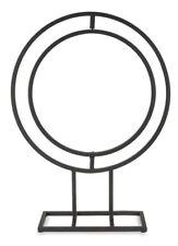 NaDeco® Metallständer rund 50x38cm in sich drehbar | Metallsockel | Dekoständer
