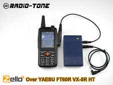 Radio Over Zello Controller + RT3 Android Smart Phone Yaesu Radio VX-3R FT-60