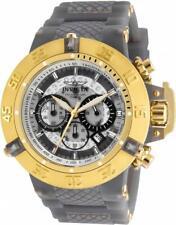 Invicta Subaqua 24369 Men's Round Analog Chronograph Date Silicone Watch