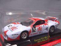 Ferrari Collection F1 512 BB LM 1979 1/43 Scale Mini Car Display Diecast vol 71