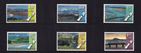 New Zealand - 1997 Railway Services - U/M - SG 2091-2096