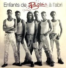 Enfants De Bosnie À L'Abri ‎CD Single T.L.C (Tender Loving Care) - France