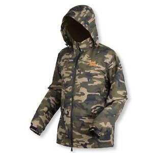 Prologic Bank Bound Waterproof Camo Fishing Jacket 3 Season NEW *All Sizes*