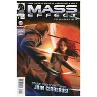 Mass Effect: Foundation #1 in Near Mint minus condition. Dark Horse comics [*4z]