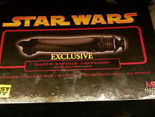 Master Replicas Star Wars Darth Sidious Best Buy Exclusive Scaled Lightsaber .45