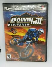 Downhill Domination (Sony PlayStation 2, PS2) CASE AND COVER ART ONLY - NO GAME