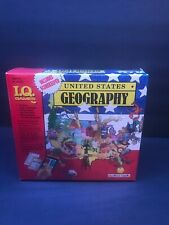 Educational insights, IQ game United states geography