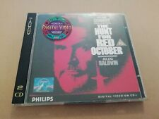 Philips CD-i THE HUNT FOR RED OCTOBER Video CD Digital Video Movie VCD