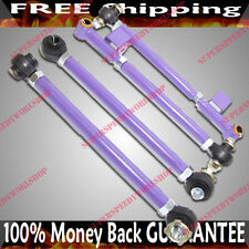Hardrace Rear Drop Links With Bracket Adj 77-87mm Subaru Impreza STI GC GD 92-07