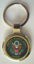 United States Army Proud Parent Premium Key Chain