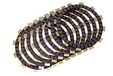 92-98 YAMAHA XJ600S Seca CLUTCH PLATES SET 8 FRICTION PLATES  CD2255