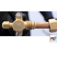 """SPIN Tools F5000 Flaring Tool Drill Bit Set 1/4'' 3/8'' 1/2'' 5/8'' 3/4"""""""