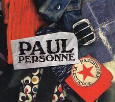 CD Album: Paul Personne: patchwork électrique. polydor. D2