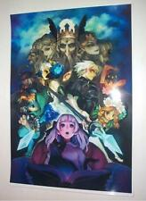 Odin Sphere ~ A3 Size Poster / Print ~ NEW