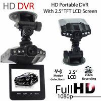"2.5"" 1080P Car DVR Dash Camera Vehicle Video Recorder Dash Cam Night Vision"