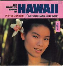 Nani Wolfgramm - Hawaii: Polynesian Girl [New CD]