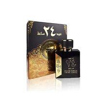 *SALE** Oud 24 hours 100ml Al Zaafaran Musk Amber Black Orchid Perfume Spray EDP