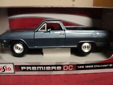 Maisto 1965 Chevrolet El Camino  1/25 scale new in Box  2016 release