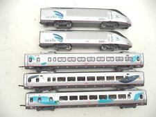 Bachmann Ho Acela Express Passenger Train set, sr