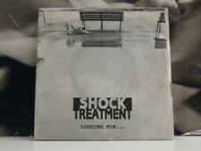 "SHOCK TREATMENT - LOOKING FOR ... - 7"" VINYL NEAR MINT POSTER COVER VG"