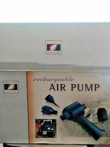 Greatland Outdoors 120 Volt Air Pump with adapters
