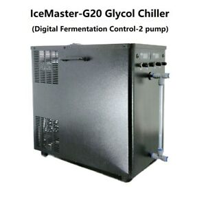 IceMaster G20 - Glycol Chiller - Digital Fermentation Control with 2 Pump