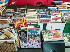 Box Of 55 Comics From Old Collection!