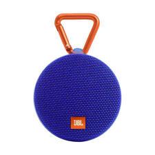 Altavoz Bluetooth azul JBL clip 2