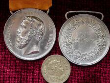 Replica Copy Baden Silver Medal of Merit (Silberne Verdienstmedaille) Friedrich