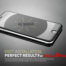 """Bubble Free Install Tempered Glass Screen Protector For iPhone 8 Plus (5.5"""")"""