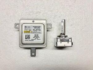 Original OEM Audi VW Xenon Ballast & HID D3S Bulb Kit Control Unit 8K0.941.597 E