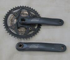 Shimano Deore LX M571 Hollowtech Triple 44/32/22 175mm Crankset FC-M571