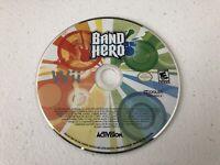Band Hero - Nintendo Wii - Cleaned & Tested