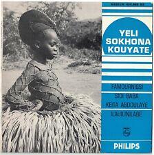 "YELI SOKHONA KOUYATE 4-song 7"" EP ORIG 1960s Mali Afro desert blues guitar mp3"