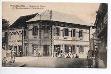 MADAGASCAR Colonie française TANANARIVE librairie magasin de vente PAOLI & fils