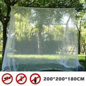 Outdoor Mosquito Net Camping Hiking Mountain Climbing Indoor Insect Protection