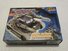 Hasbro Transformers Armada BTR Night Attack Demolishor Blackout Mini-Con Set