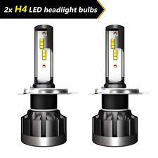 2X Car H4 LED Headlight Bulb Conversion Kit 110W 30000LM DC 9-32V High/Low Beam