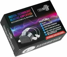Digital Technology Hearing Amplifiers set of 2