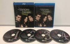 The Vampire Diaries: The Complete Second Season (Blu-ray Disc, 2011, 4-Disc Set)