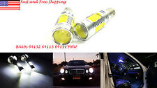 No Error FOR Mercedes C208 W210 LED Parking Light DRL Lamp 64132 H6W High Power