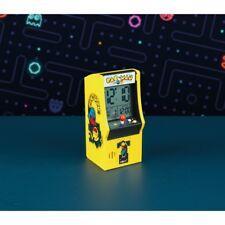 Pac-Man Arcade Réveil Rétro Nouveauté Numérique de Jeux Machine Chambre