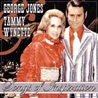 GEORGE & WYNETTE,TAMMY JONES - SONGS OF INSPIRATION  CD NEU
