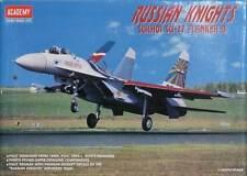 ACADEMY 1:48  KIT AEREO RUSSIAN KNIGHTS SUKHOI SU 27 FLANKER B    ART 2167