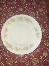 Vintage Homer Laughlin Hudson Pink Rose Salad Plate