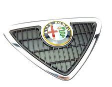 Alfa romeo 145 & 146 capot avant grille radiateur badge & neuf & authentique 60596856